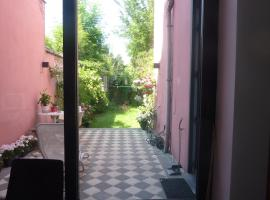 Rez/duplex 3 ch et jardin