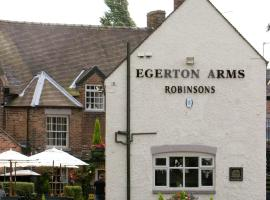 The Egerton Arms Astbury, Congleton