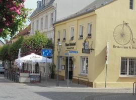 Neues Vaterland, Zehdenick (Kappe yakınında)