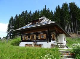 Rüggenhütte, Hochfeistritz (Klein Sankt Paul yakınında)