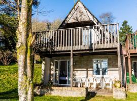 Cornwall countryside lodge
