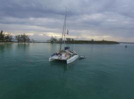 SV Sunsational, Marsh Harbour (Great Guana Cay yakınında)