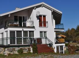 Haus Alpenflora, Längenfeld (Oberried yakınında)
