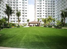 Oceanview 1BR at Shore Residences