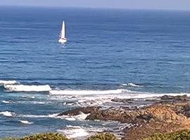 Sea view apartment! True sea !!!, Portu Maga (Magazzini yakınında)