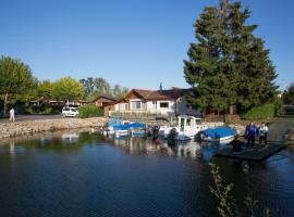 Chalet Wirz, Estavayer-le-Lac (Cheyres yakınında)