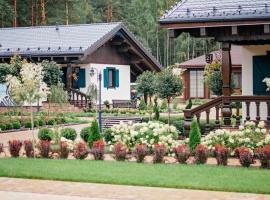 Resort Krasny Bor, Lisna