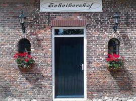 Scheibershof appartementenverhuur, Zeegse