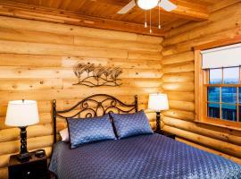 Village Scandinave Lodge & Spa, Haute-Aboujagane