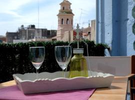 Ático en centro Histórico Tarragona