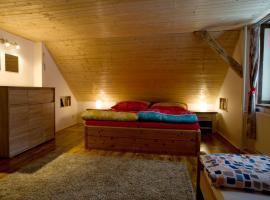 Wellness cottage BedRich