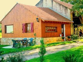 La Petite Bergerie, Frayssinet-le-Gélat