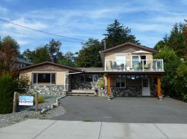 Beachway Vacation Rental & B&B Suites, Campbell River (Oyster Bay yakınında)