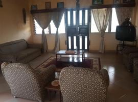 Homeita Lodge, Akropong