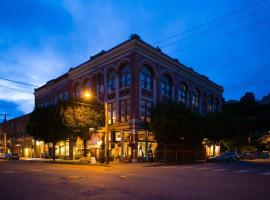 The Palace Hotel, Port Townsend