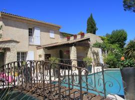 Villa Solary, Le Pontet