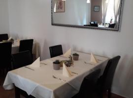 Hotel Restaurant Stern, Mannheim (Ladenburg yakınında)