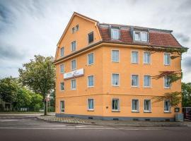 Hotel Eigen, Halle an der Saale (Burg yakınında)