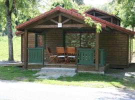 Camping Les Etoiles, Saint-Sornin-Lavolps (Near Arnac-Pompadour)