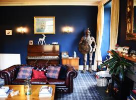 Craig Villa Guest House, Dalmally (рядом с городом Loch Awe)