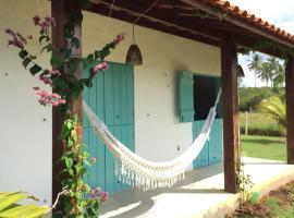 Casa Tatu, Pôrto de Pedras (Tatuamunha yakınında)