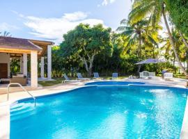 Villa Los Lagos 16 Casa de Campo, La Romana (Las Minas yakınında)