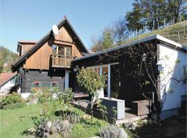 One-Bedroom Holiday Home in Grossklein, Großklein