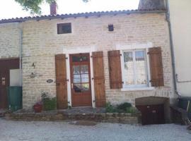Le Petit Husson, Charmé (рядом с городом Juille)
