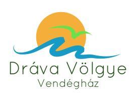 Dráva Völgye Vendégház, Zákány (рядом с городом Csurgónagymarton)
