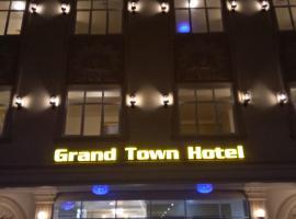 Grand Town Hotel Mandai, Макасар (рядом с городом Sudiang)