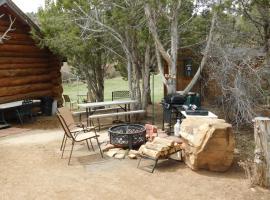 Abajo Haven Guest Cabins, Blanding