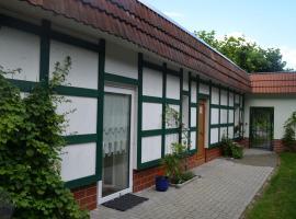 Pension im Grünen, Eberswalde-Finow (Trampe yakınında)