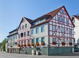 Hotel Gasthof Zum Rössle, Heilbronn (Schwaigern yakınında)