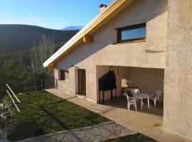 "Casa de Montaña ""Eseija"", Lozoya (рядом с городом Раскафриа)"