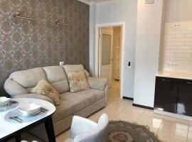Apartment Zastavskaya 46