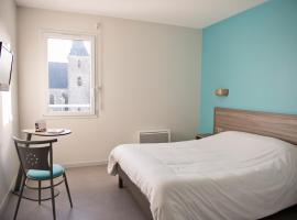 P'tit Dej-Hotel Le Mans Sud