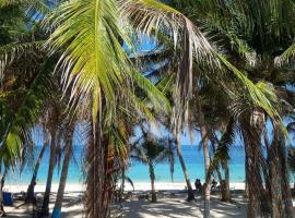 Zippy´s Sea View Apartments, San Andrés (Piscinita yakınında)