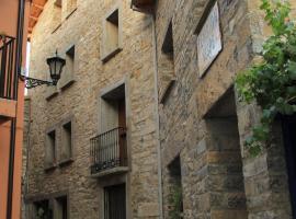 Casa Vispe, Escalona