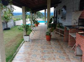 Recanto La Rosita, Santa Isabel