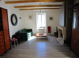 Maison de charme à La Rochelle, Croix-Chapeau (рядом с городом Thairé)