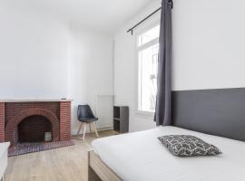 Coeur Urbain Bedrooms - Montpellier Centre