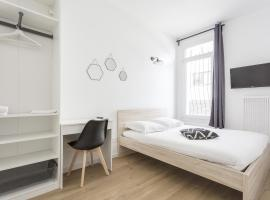 Coeur Urbain Bedrooms - Montpellier Centre