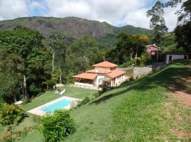 Estrela do Imbuí, Teresópolis (Paquequer Pequeno yakınında)