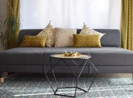 goldfinger - stilvolle Apartmentssuites Lana