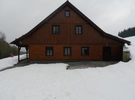 chata Roudnice, Jestrabi V Krkonosich (Roudnice yakınında)