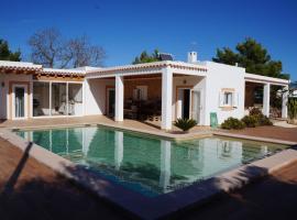 Frigola. Ibiza villa 9pax, Sant Josep