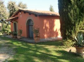 La viola, Bomarzo (Mugnano yakınında)