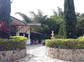 Hotel campestre itaca, Nocaima