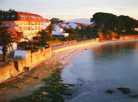 Relax In Gourmet Paradise, Palmeira (Pobra do Caramiñal yakınında)