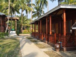 Serene Ngapali Lodge